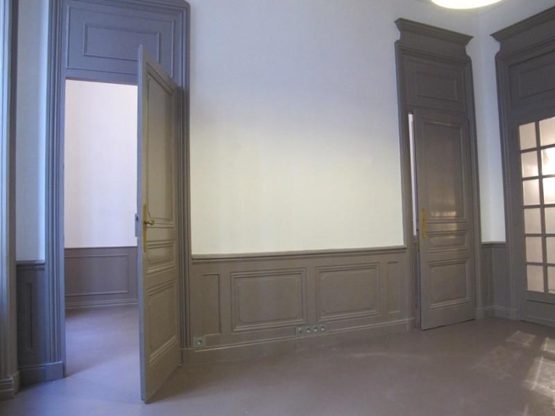 Appartement ancien réaménagé
