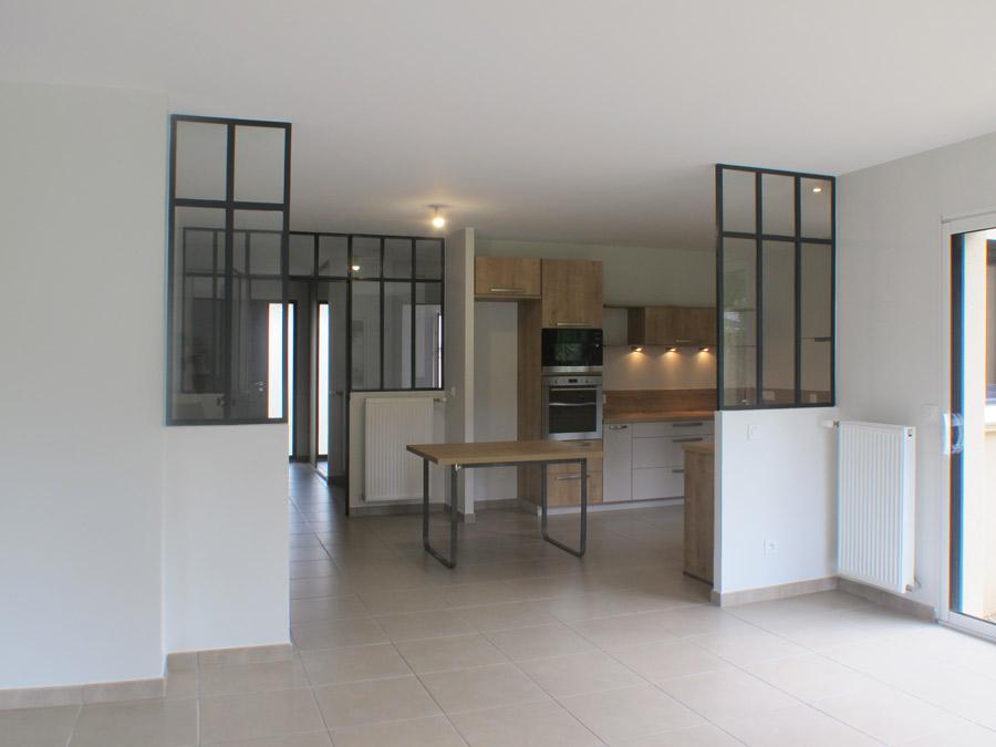 Aménagement intérieur d\'une maison de 150 m², étude, plans ...