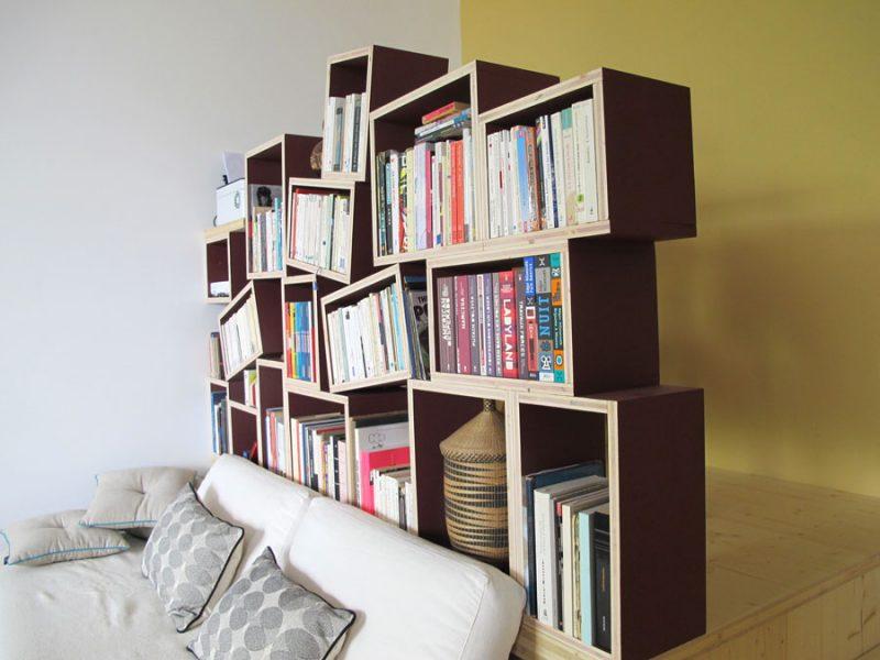 bibliothèque design adelila architecture